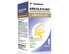 ARKOLEVURE ARKOCAPS - Saccharomyces boulardii - Διέγερση ανοσοποιητικού, διάρροιες