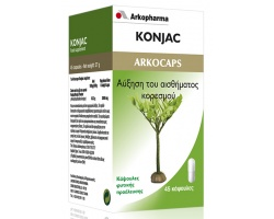 KONJAC - Φυσικό ανασταλτικό της όρεξης, Απώλεια βάρους