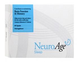 NeuroAge Sleep- Ενισχύει τη μνήμη,συμβάλει στη διευκόλυνση του ύπνου