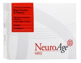 NeuroAge NRG- Ενισχύει τη μνήμη, ενισχύει την εγρήγορση και την συγκέντρωση