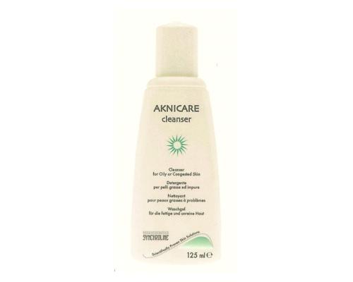 AKNICARE cleanser 125 ml - Για λιπαρότητα, ακμή