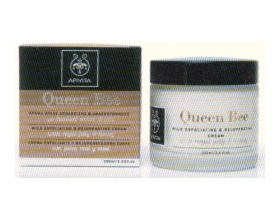 Queen Bee Mild Exfoliating Cream