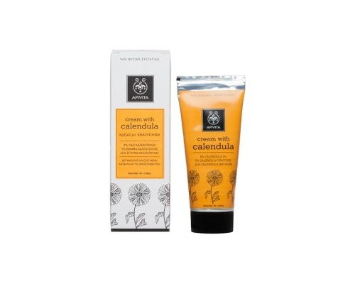 CALENDULA Cream APIVITA - Κρέμα με καλέντουλα