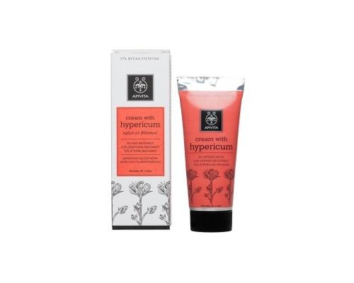 HYPERICUM Cream APIVITA – Κρέμα με βάλσαμο