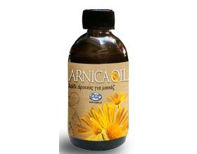 Arnica Oil - με αντιφλεγμονώδη – παυσίπονη δράση