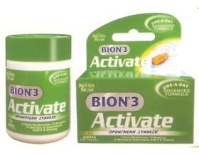 BION 3 Activate – Με ισχυρή αντιοξειδωτική δράση