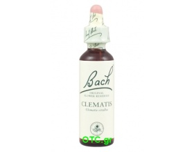 CLEMATIS Bach Flower Remedies