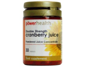 Cranberry Juice Power Health