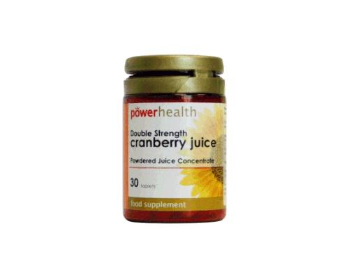 Cranberry Juice Power Health