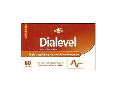 Dialevel – Βοηθά στη ρύθμιση των επιπέδων του σακχάρου