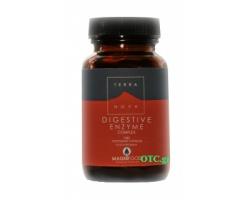TERRANOVA Digestive Enzyme Complex Συνδυασμός 11 απαραίτητων πεπτικών ένζυμων