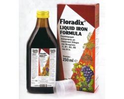 FLORADIX - Τονωτικό συμπλήρωμα διατροφής με οργανικό σίδηρο