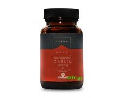 Garlic 500mg - Αντιοξειδωτικό, Αντιβακτηριακό, Αντιϊκό