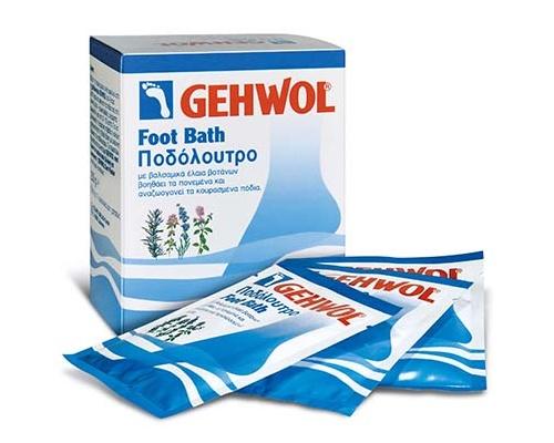 GEHWOL Foot Bath - Μαλακτικό Ποδόλουτρο