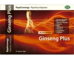 GINSENG PLUS RAPID ENERGY ESI