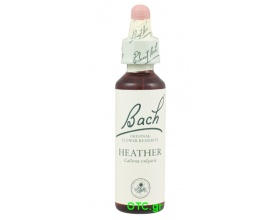 HEATHER Bach Flower Remedies