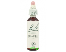 IMPATIENS Bach Flower Remedies
