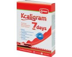 Kcaligram 7days – Σύστημα αδυνατίσματος 7 ημερών