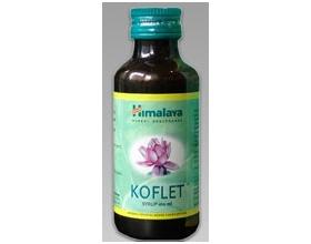 KOFLET Σιρόπι - Για το βήχα, βρογχίτιδα, βρογχικό άσθμα