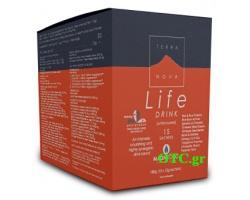 Life Drink Sachet * 8 Κατηγορίες Υπερτροφών σε 1 Προϊόν, Αντιοξειδωτικά, Άμεση Τόνωση & Ενέργεια