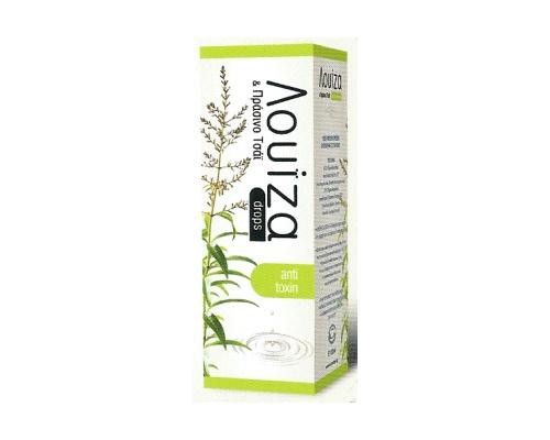 Λουΐζα & Πράσινο Τσάϊ – antitoxin drops