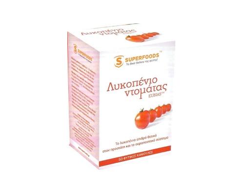 Λυκοπένιο ντομάτας EUBIAS – Για τόνωση & Αποτοξίνωση