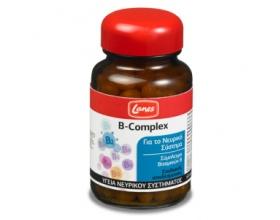 Lanes Β - Complex Βιταμίνες – Ενέργεια και τόνωση, Αϋπνία & Στρες