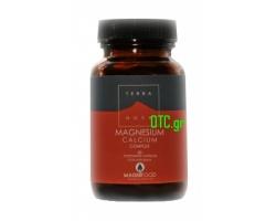 TERRANOVA Magnesium Calcium Complex Καρδιαγγειακή υγεία, ανακούφιση από τις κράμπες