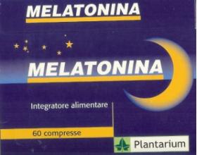 MELATONINA 60 tabs - Διαταραχές ύπνου