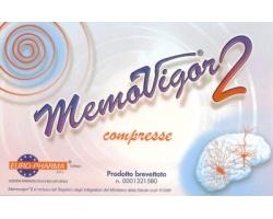 MEMOVIGOR 2 - Ανακούφιση από εμβοές & ιλίγγους, ενίσχυση της μνήμης