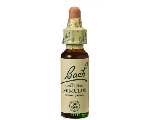 MIMULUS Bach Flower Remedies