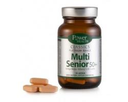 Multi Senior 50+ Για να καλύψει τις ιδιαίτερες ανάγκες που έχει ένα άτομο μετά την ηλικία των 50 ετών