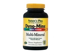 MULTI - MINERAL  DYNO -  MINS * Nature's Plus