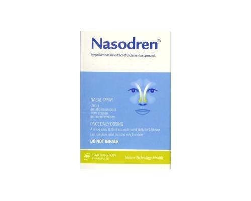 Nasodren – Λυοφιλοποιημένο φυσικό εκχύλισμα Κυκλάμινου Europaeum L