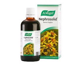 Nephrosolid 50ml - Φυτικό αντισηπτικό – αντιφλεγμονώδες του ουροποιητικού