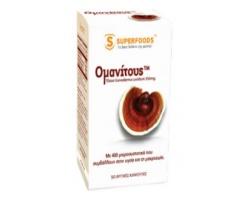 Omanitus - Ganoderma Lucidum 350mg oil - Ομανίτους - το μανιτάρι των