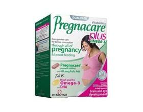PREGNACARE PLUS – Για την περίοδο της εγκυμοσύνης