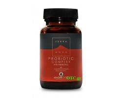 TERRANOVA Probiotic Complex with prebiotics - Ισορροπία Εντερικής Χλωρίδας, Μετεωρισμός
