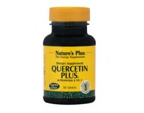 QUERCETIN PLUS – Αντιοξειδωτικό, αντιφλεγμονώδες, αντιϊσταμινικό