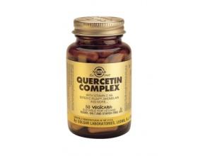 QUERCETIN COMPLEX veg.caps - Αλλεργίες - φλεγμονές - μώλωπες