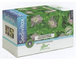 Sedivitax Bio με ηρεμιστική και χαλαρωτική δράση