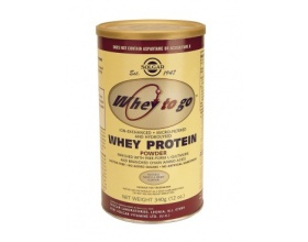 WHEY TO GO PROTEIN POWDER Vanila