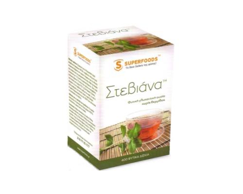 Στεβιάνα – Φυσική γλυκαντική ουσία χωρίς θερμίδες 100 δισκία