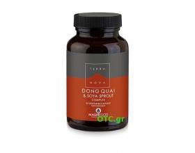TERRANOVA Dong Quai Soya Sprout Complex – για την ορμονική ισορροπία των γυναικών