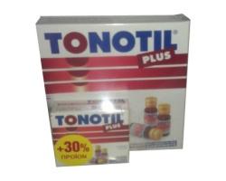 Tonotil Plus - Πόσιμα φιαλίδια ( 10 + 3 Δώρο )