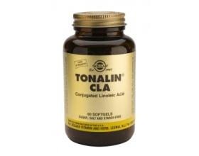 TONALIN CLA softgels 1300mg - Έλγχος βάρους - μείωση λίπους - διατήρηση μυικού ιστού