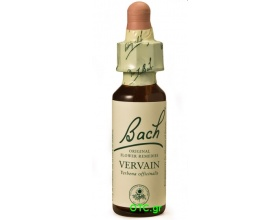 VERVAIN Bach Flower Remedies
