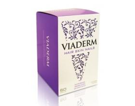 Viaderm - Για υγιή μαλλιά, όμορφο δέρμα και δυνατά νύχια