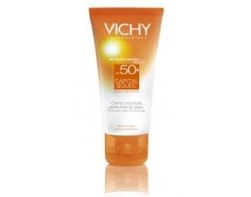 VICHY Αντιηλιακή Κρέμα Προσώπου CAPITAL SOLEIL  SPF 50+