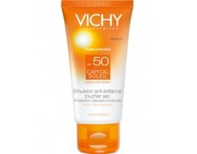 VICHY Αντιηλιακή Κρέμα CAPITAL SOLEIL SPF 50